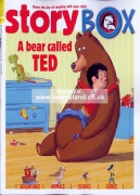A bear called TED